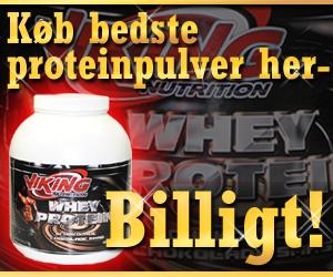 proteinpulver tilbud - køb protein online